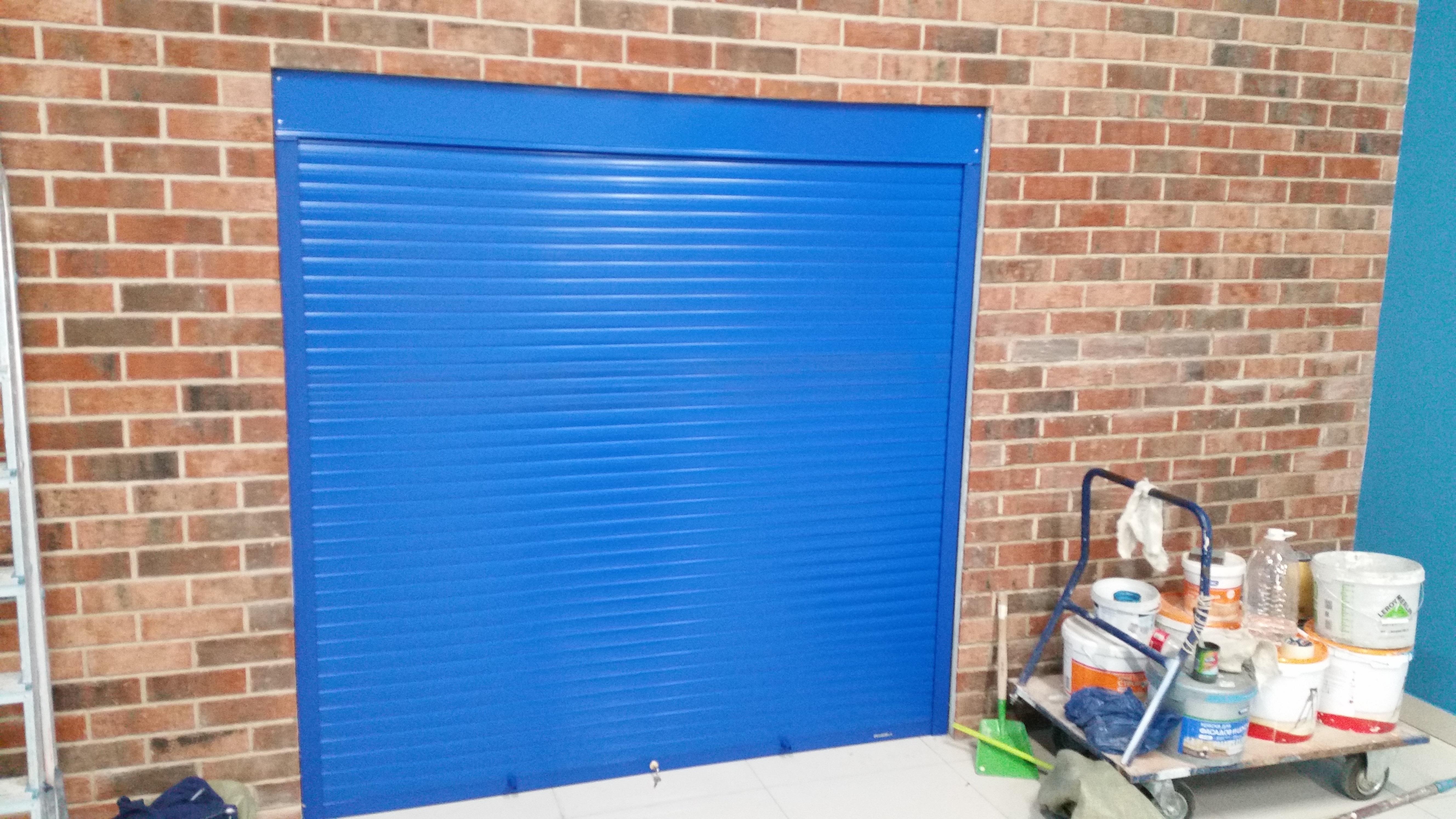 Рулонные ворота купить для гаража, цена под ключ, фото
